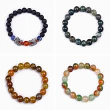 Натуральный <b>микс</b>, <b>агат</b>, <b>бусы</b>, браслеты, Будда, камень, круглые ...