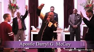 apostle darryl mccoy as it was in the days of noah