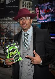 Nick Cannon     s poetry book a new beginning after Mariah Carey   NY