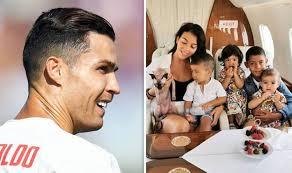 Cristiano Ronaldo children: How many kids does Ronaldo have ...