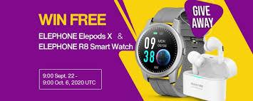 GIVEAWAY: Win <b>Elephone</b> Elepods X TWS Wireless Earbuds and ...