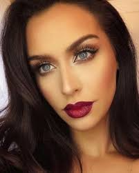 smokey eye makeup look for big eyes and round face makeup ideas when you have big eyes you don 39 t really have to worry about dark