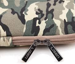 Baymate Unisex Canvas Laptop Sleeve Camouflage <b>Pattern Style</b> ...