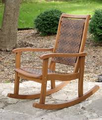 outdoor rocking chairs beauty