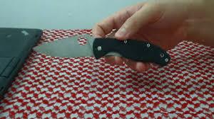 Мысли о ноже: <b>Spyderco</b> Tenacious - YouTube