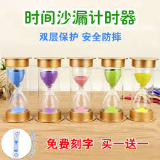 <b>Hourglass</b> timer time 30/60 minutes Creative decoration birthday gift ...