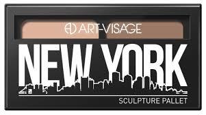 Купить <b>ART</b>-<b>VISAGE Набор для скульптурирования</b> New York 801 ...