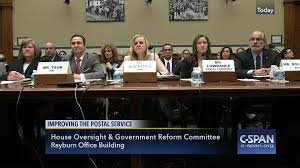 postmaster general megan brennan testifies video c span org