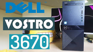 <b>Dell Vostro</b> 3670 Desktop Tower Review! - YouTube