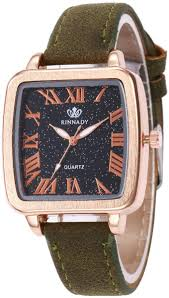 <b>Watch</b> Roman Numeral <b>Girl Watch</b> Square dial Star <b>Cool</b> Belt ...