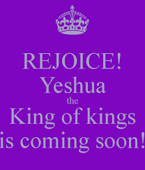 Image result for Yeshua is coming