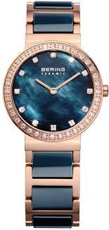 Купить Женские <b>часы Bering 10729-767</b> Ceramic Damen в Киеве c ...