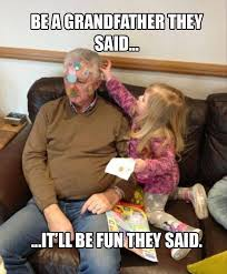 Be a grandfather they said | Funny Dirty Adult Jokes, Memes & Pictures via Relatably.com