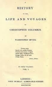 A History of the Life and Voyages of Christopher Columbus - Wikipedia