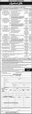 federal department po box 26 gpo lahore 2017 jobs application form federal department po box 26 gpo lahore 2017 jobs application form