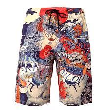 <b>2019 Summer Men's</b> Board Beach Shorts Swimming Shorts <b>Men</b> ...