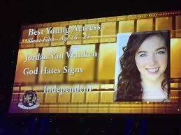 van vranken young entertainer awards