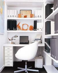 marvellous smart space for home office design white themed modern thoughtful home office storage solution built desk small home office