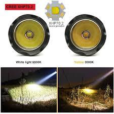 Bright XHP70.2 <b>LED</b> Diving <b>Flashlight Cree XHP70 Tactical</b> ...
