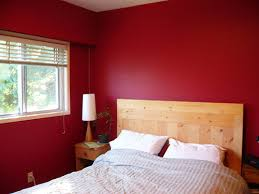 red wall paint black bed:  images about bedroom on pinterest paint colors paint ideas and bedroom paint colors