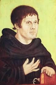 Portrait of Martin Luther (1483-1546) - Lucas Cranach the Elder - portrait_martin_luther_1483_1__br_hi