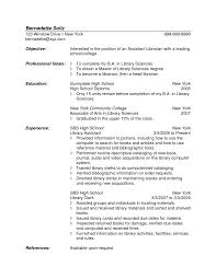 sample librarian resume template resume sample information sample resume template for assistant librarian experience