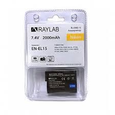 Купить <b>Аккумулятор Raylab RL-ENEL15</b> 2000мАч - в ...