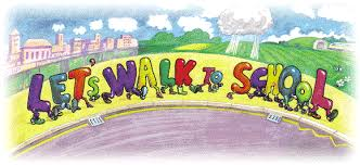 Image result for walking to school