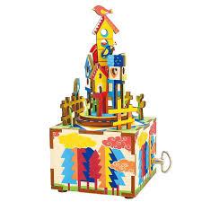 <b>Деревянный конструктор Robotime Деревянный 3D конструктор</b> ...