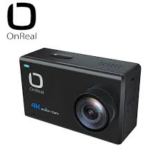 "<b>OnReal</b> Action Camera 4K Action Camera 170 Degree 2.45"" Touch ..."