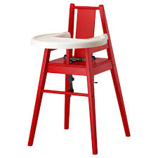 blmes highchair with tray red ikea assembling ikea chair