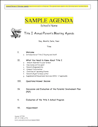 meeting agenda template word ms office templates microsoft format it