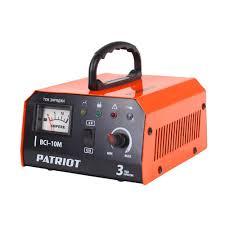 Зарядное <b>устройство PATRIOT BCI-10A</b> 650303410 — купить в ...
