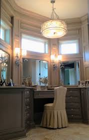 inspiration bathroom vanity chairs: add cabinet consoles on each side of vanity master bath vanity love the mirrors beautiful bathroom built ins bathroom vanity light idea vanity chair