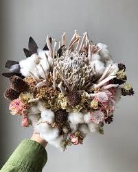 букет из <b>сухоцветов сухоцветы</b> | Цветы, Букет