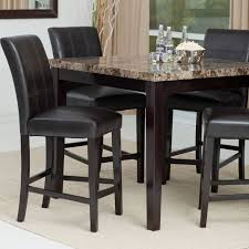 tabacon counter height dining table wine: palazzo  piece counter height dining set