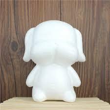 <b>1 pcs</b> 98mm <b>Modelling Polystyrene Styrofoam</b> Foam rabbit White ...