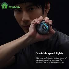 Xiaomi <b>YunMai</b> LED <b>Wrist</b> Power <b>Ball</b> Carpal <b>Arm</b> Gyroscope ...