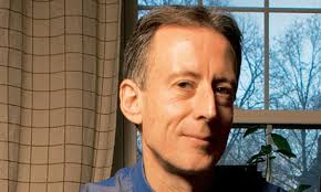 Peter Tatchell: 'Who do I most admire? The man who stood in front of the tank in Tiananmen Square in 1989.' Photograph: Richard Saker - Peter-Tatchell-008