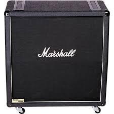 <b>Marshall 1960AV</b> Vintage schräg « <b>Кабинет гитарный</b>