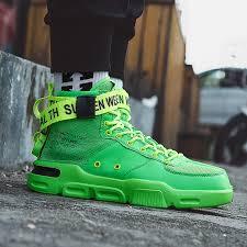 Leader Show Men's Fashion <b>Casual</b> Shoes High Top Sneaker <b>2019</b> ...