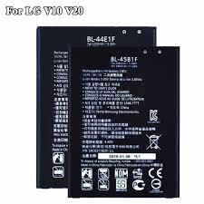 1pcs <b>Original</b> Conenset BL 45B1F <b>BL 44E1F</b> Battery For LG V10 ...