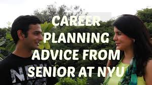 career planning advice senior at new york university career planning advice senior at new york university