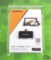 Обзор <b>ТВ</b>-<b>тюнера AVerTV</b> Mobile 510 для Android: мобильный ...