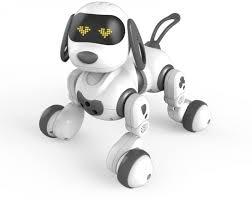 <b>Радиоуправляемая собака</b>-<b>робот</b> Smart Robot Dog ''Dexterity ...