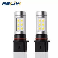 <b>2Pcs P13W LED</b> 21SMD 2835 SH24W PSX15W <b>LED</b> DRL <b>Bulb</b> for ...