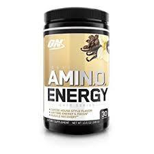 Аминокислоты OPTIMUM NUTRITION Amino Energy 30serv , <b>Iced</b> ...