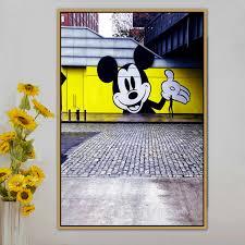 Photo Collage of Graffiti <b>Urban</b> Street Art Canvas Painting Posters ...