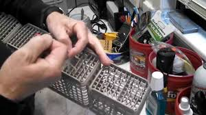 Silverware Dishwasher Dishwasher Basket Repair Quick And Cheap Youtube