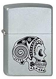 <b>Зажигалка Zippo 205 Tattoo Skull</b>, Зажигалки Россия